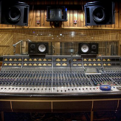 SPINNUP DECODED: Recording/Mixing/Mastering