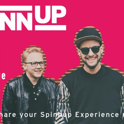 SHARE YOUR SPINNUP EXPERIENCE #2 – DIE EIGENE HOMEPAGE