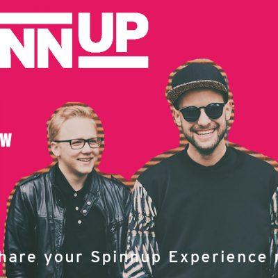 SHARE YOUR SPINNUP EXPERIENCE #5 – Live Präsenz