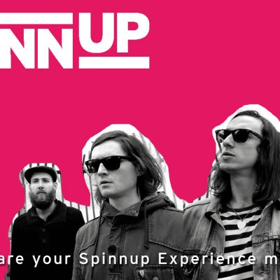 SHARE YOUR SPINNUP EXPERIENCE #10 – Booking