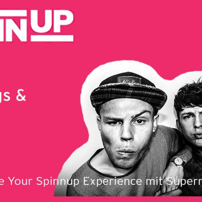 SHARE YOUR SPINNUP EXPERIENCE #13 – Featurings und Remixes