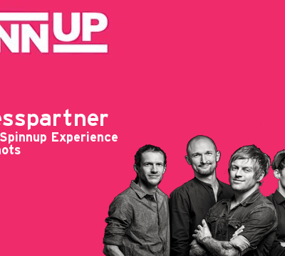 Share Your Spinnup Experience mit den Donots! Thema: Businesspartner