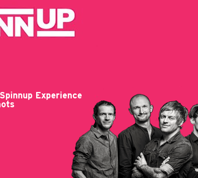 Share Your Spinnup Experience mit den Donots! Thema: Image als Band