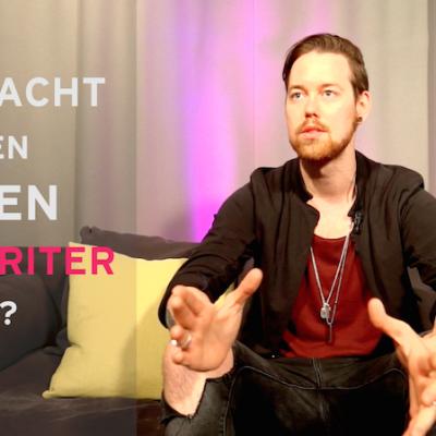 Wie arbeitet ein Songwriter?