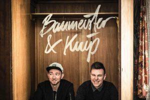 Baumeister & Kuip bei Spinnup