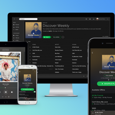 How does Spotify make your 'Discover Weekly' Playlist?