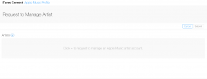 How to manage your artist profile on Apple Music | Spinnup