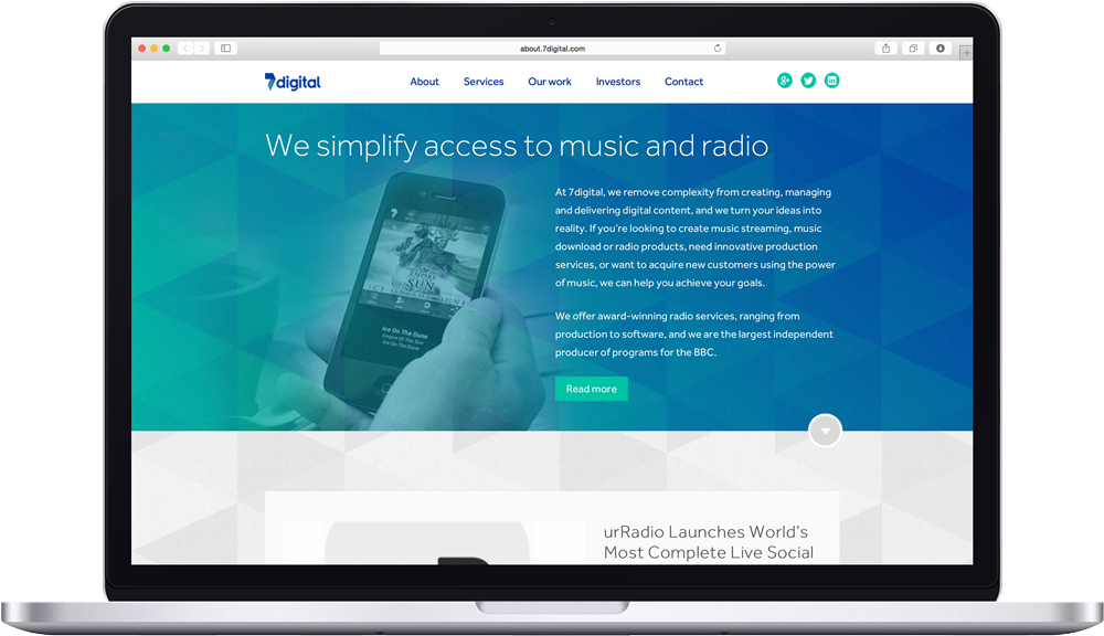 Sell Your Music On 7Digital And Its HUGE Network Of Services