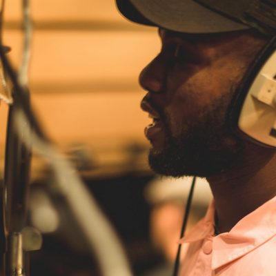 Spinnup artists record at Abbey Road Studios