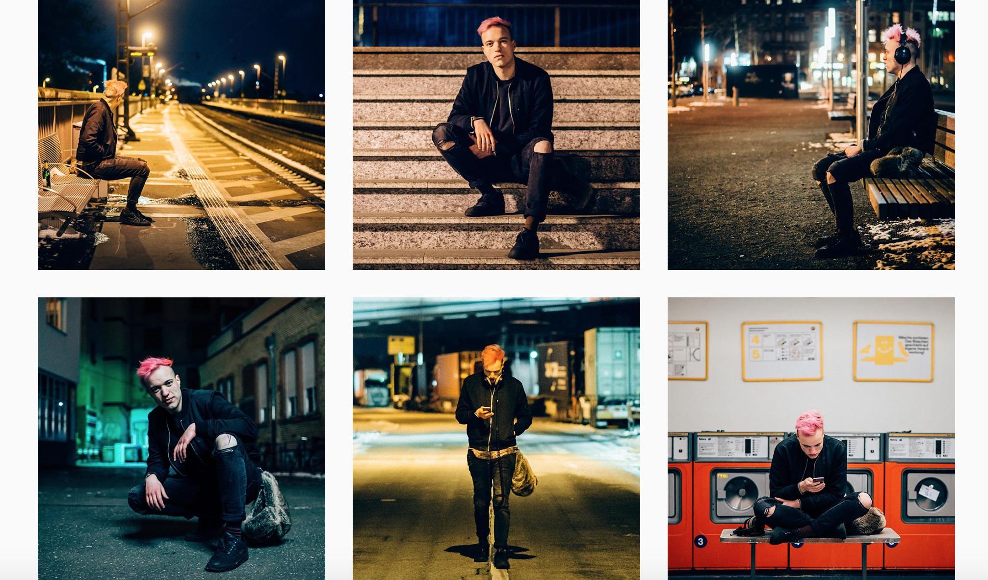Blinker_Instagram_Front_Page