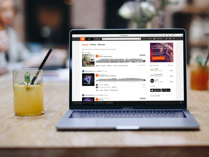The role of Soundcloud in your career | Spinnup