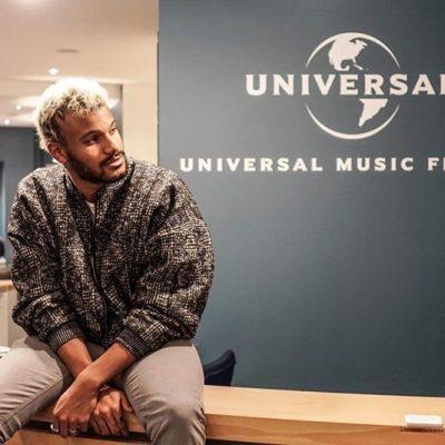 L'artiste Spinnup Asakura signe chez Universal Music !