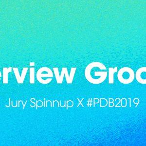 Interview Dorian Perron, co-fondateur de Groover et membre du jury