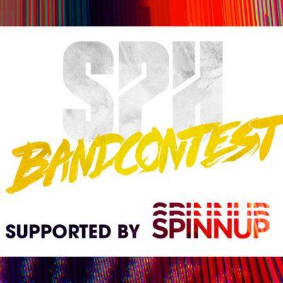Spinnup und der SPH Bandcontest kooperieren