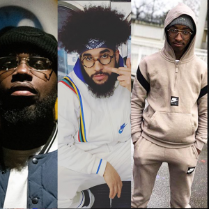 Introducing… Zeguerre, Shotas, Huntrill, Captaine Roshi and KIKESA