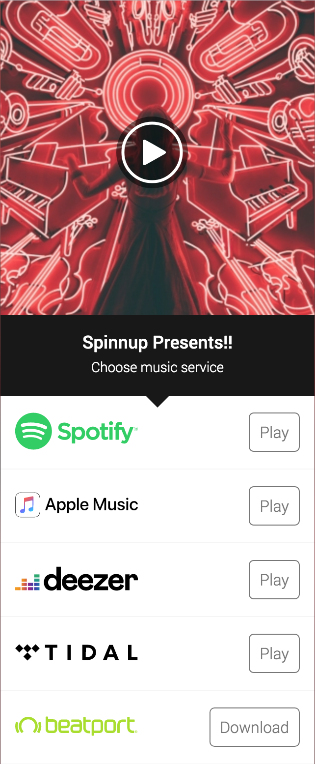 Free Promo Links Are Here | Spinnup