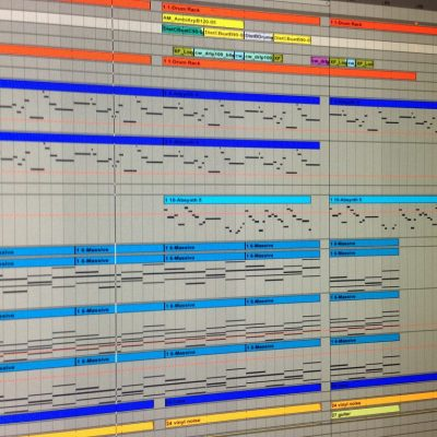 Producing Vocals on Ableton