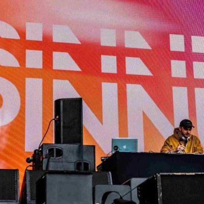Spinnup X Sundown Festival