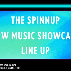 Spinnup x BBC Music Introducing LIVE – Lineup Announcement