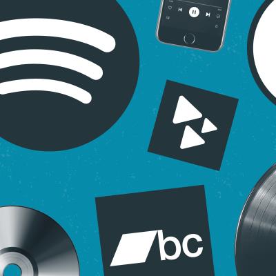 ¿De qué se trata la distribución de música?