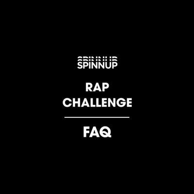 FAQ zur Spinnup Rap Challenge
