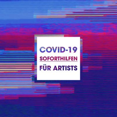 Coronavirus – finanzielle Soforthilfen für Artists und Producer