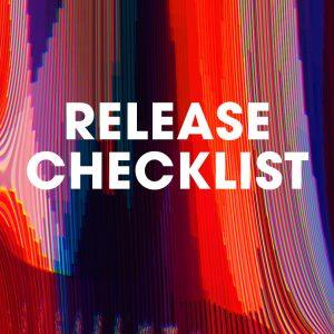 Perfekt vorbereitet mit der Release-Checklist