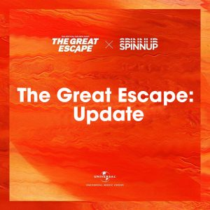 The Great Escape – Update