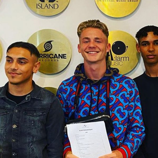 Spinnup Signing: GMG Signs to MUF10 Records