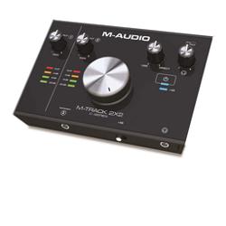 M-Audio Mトラック オーディオインターフェース