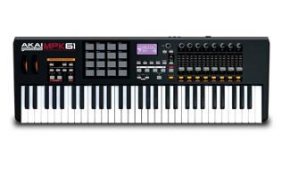 AKAI MPK 61 MIDIキーボード