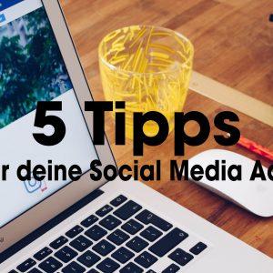 5 Tipps wie du deine Werbeanzeigen auf Instagram und Facebook rockst!