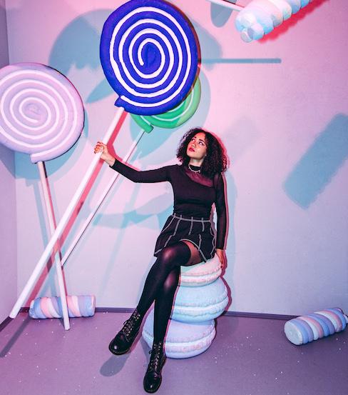 Spinnup Introducing Newcomer Artist Cloudy June aus Berlin