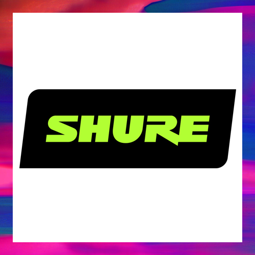 Shure Rap Spinnup