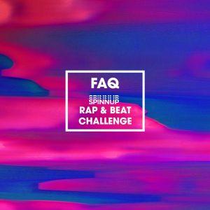 In diesem FAQ beantworten wir Fragen zur Rap & Beat Challenge
