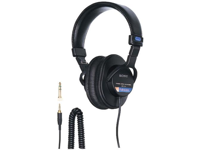 Sony MDR7506 ヘッドホン