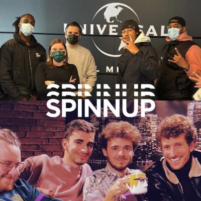 Deux nouvelles signatures Spinnup chez Universal Music France